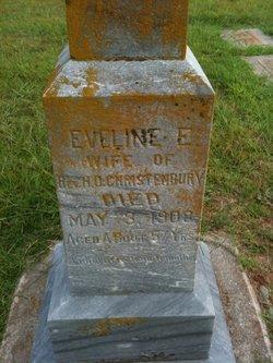 Eveline E Christenbury