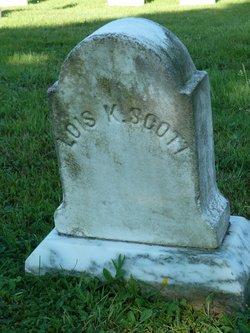 Lois Kelley <i>Johnson</i> Scott