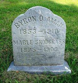 Byron O. Aman