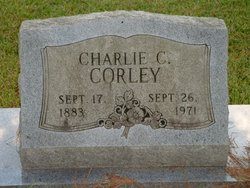 Charles Clarence Charlie Corley