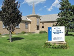 Freeport Mennonite Church Cemetery