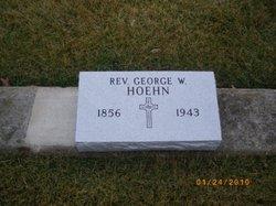 Rev George W. Hoehn