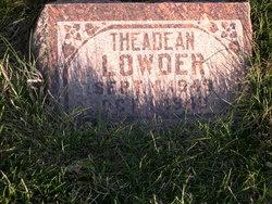 Theo Dean Lowder