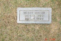 McCoy Mouser