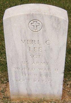 Verl C Bud Lee