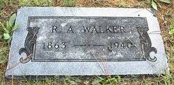 Rev Robert Anderson Bob Walker