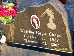 Katrina Gayle Chain