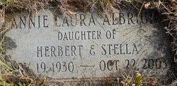 Annie Laura Albright