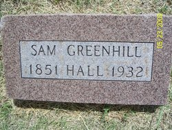Sam Greenhill Hall