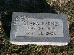 Clara Leone <i>Martino</i> Barnes