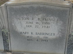 Alton R. Barringer
