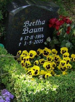 Berta Baum