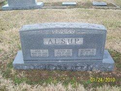 Altha Elizabeth Althie <i>Kelly</i> Alsup