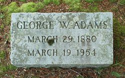 George Washington Adams