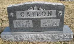 Ester Blanche <i>Hankins</i> Catron