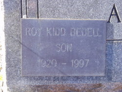 Roy Kidd Bedell
