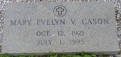 Mary Evelyn <i>Vaughn</i> Cason