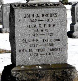 Ara M Brooks
