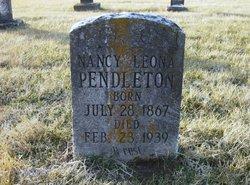 Nancy Leona <i>Barnhart</i> Pendleton
