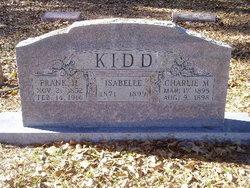 Isabelle C. <i>Sallee</i> Kidd