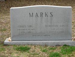Dorothy <i>Louis</i> Marks