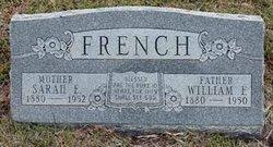 Sarah Elisa Williams <i>Davis</i> French