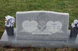 Thomas Edwin Tommy Dixon