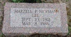 Marzell Newman <i>Pollock</i> Gee