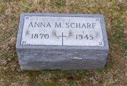 Anna Maria Scharf