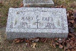 Mary C. <i>Scharf</i> Papy