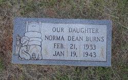 Norma Dean Burns