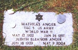 Judith Eleanor <i>Waldstein</i> Anger
