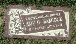 Amy Genevieve <i>Conaway</i> Babcock