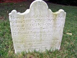 LTC Henry Custis