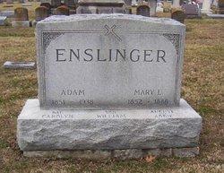 August Enslinger
