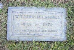 Willard Harvey Daniels