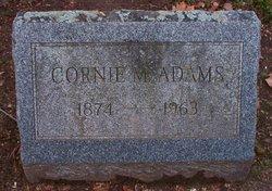 Cornie M <i>Chaplin</i> Adams