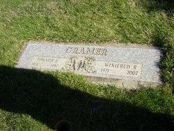 Mrs Winifred Roberta Bobby <i>DeLancey</i> Cramer