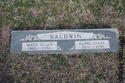 Elihu Lewis E.L. Baldwin