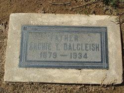 Archibald Thomas Archie Dalgleish