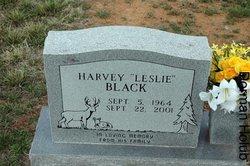 Harvey Leslie Black
