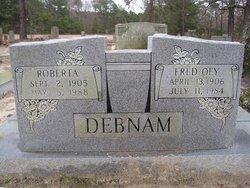 Fred Oey Debnam