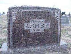 Alfred W Buzzy Ashby