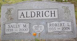 Sally Mary <i>Mapes</i> Aldrich