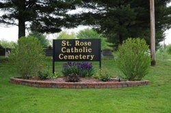 Saint Rose Catholic Cemetery