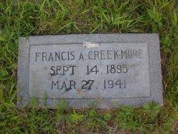 Francis A. Creekmore