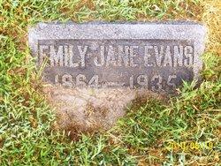 Emily Jane Evans