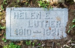 Helen E Luther