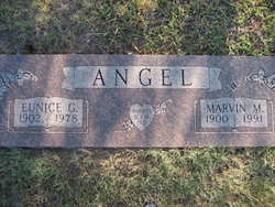 Eunice G <i>Withers</i> Angel