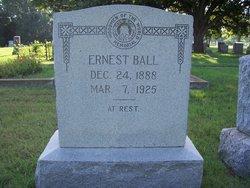 Ernest Duke Ball